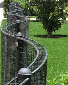 13 Fabulous Gabion Fence Design for Garden Landscaping Ideas