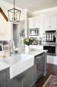 13 Incredible Farmhouse Gray Kitchen Cabinet Design Ideas