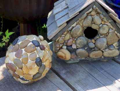 14 Excellent DIY Mosaic Garden Decoration Ideas for Front and Backyard Landscaping