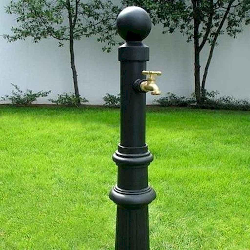16 Inspiring Faucet Garden Decor for Front and Backyard Ideas