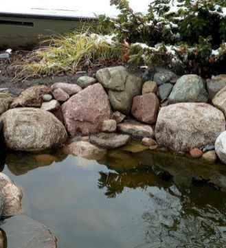 16 Unique Backyard Garden Water Feature Landscaping Ideas