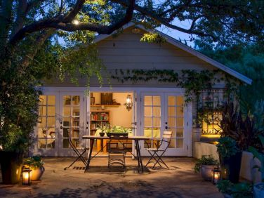 18 Easy and Creative DIY Outdoor Lighting Ideas