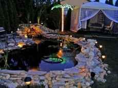 20 Unique Backyard Garden Water Feature Landscaping Ideas