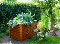23 Easy DIY Raised Garden Bed Design Front and Backyard Landscaping Ideas
