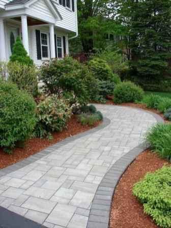 24 Stunning Front Yard Garden Pathways Landscaping Ideas