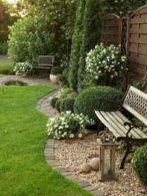 25 Awesome Front Yard Rock Garden Landscaping Ideas