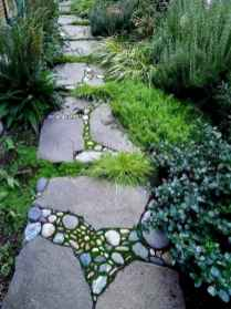 27 Beautiful DIY Mosaic Garden Path Decorations For Your Landscape Inspiration