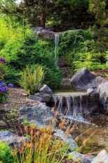 27 Unique Backyard Garden Water Feature Landscaping Ideas