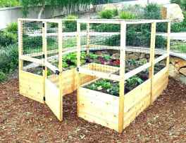 30 Easy DIY Raised Garden Bed Design Front and Backyard Landscaping Ideas