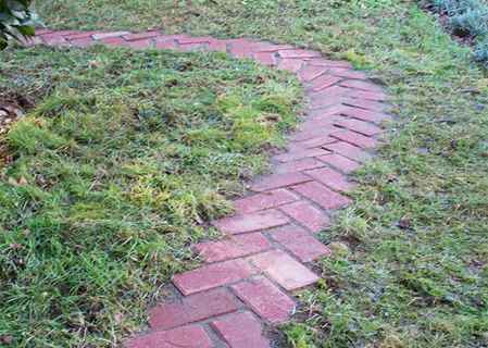 30 Fabulous Garden Path and Walkway for Front and Backyard Ideas