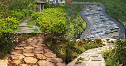 31 Fabulous Garden Path and Walkway for Front and Backyard Ideas