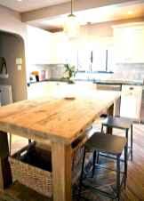 32 Functional Farmhouse Kitchen Island Design Ideas