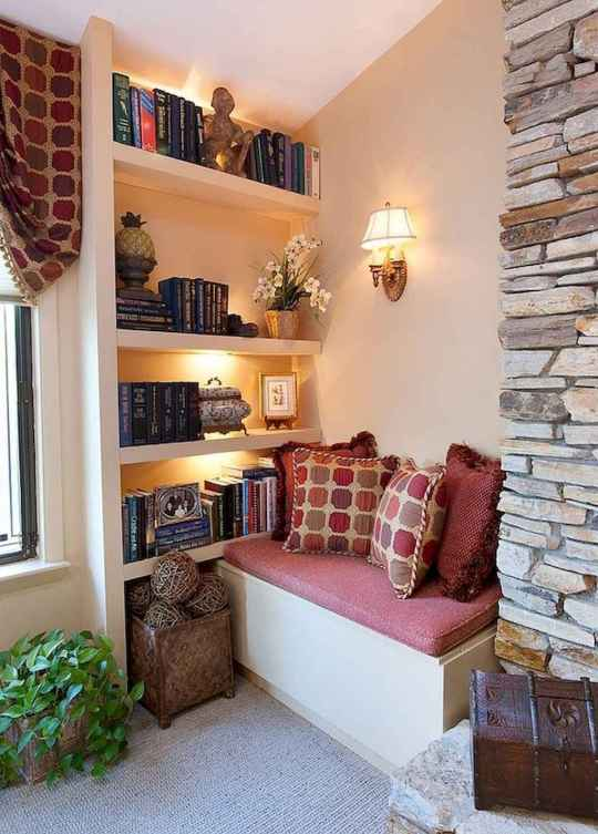 33 Cozy Reading Corner Decor Ideas