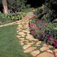 35 Fabulous Garden Path and Walkway for Front and Backyard Ideas