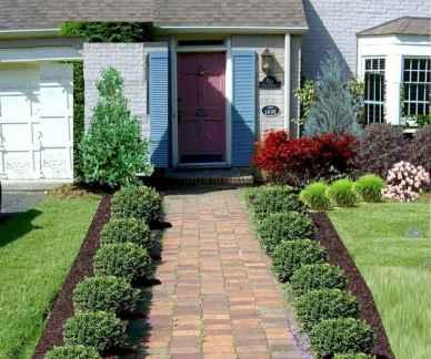 36 Stunning Front Yard Garden Pathways Landscaping Ideas