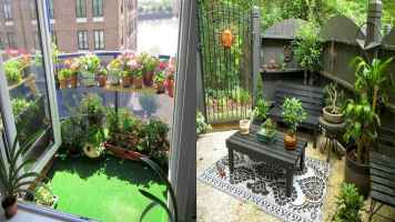38 Awesome Small Patio on Budget Design Ideas
