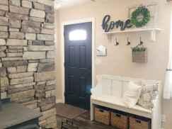 38 Inspiring Farmhouse Entryway Decor Ideas