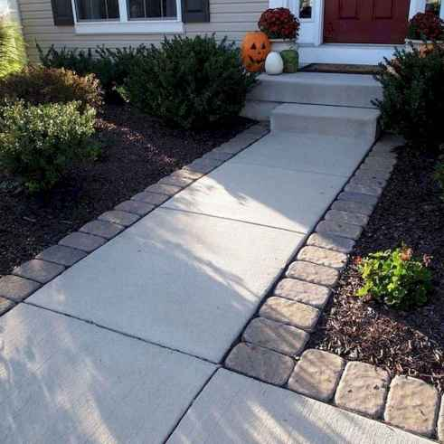40 Awesome Front Yard Rock Garden Landscaping Ideas