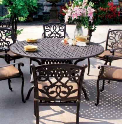 41 Awesome Small Patio on Budget Design Ideas