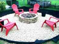 42 Easy Backyard Fire Pit with Cozy Seating Area Ideas