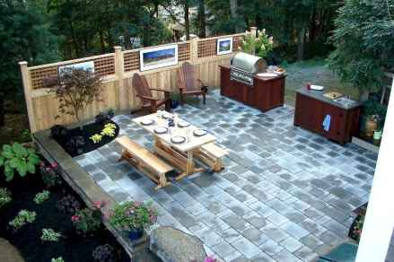 43 Easy Backyard Fire Pit with Cozy Seating Area Ideas