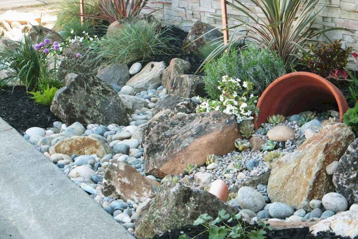 43 Low Maintenance Front Yard Landscaping Ideas