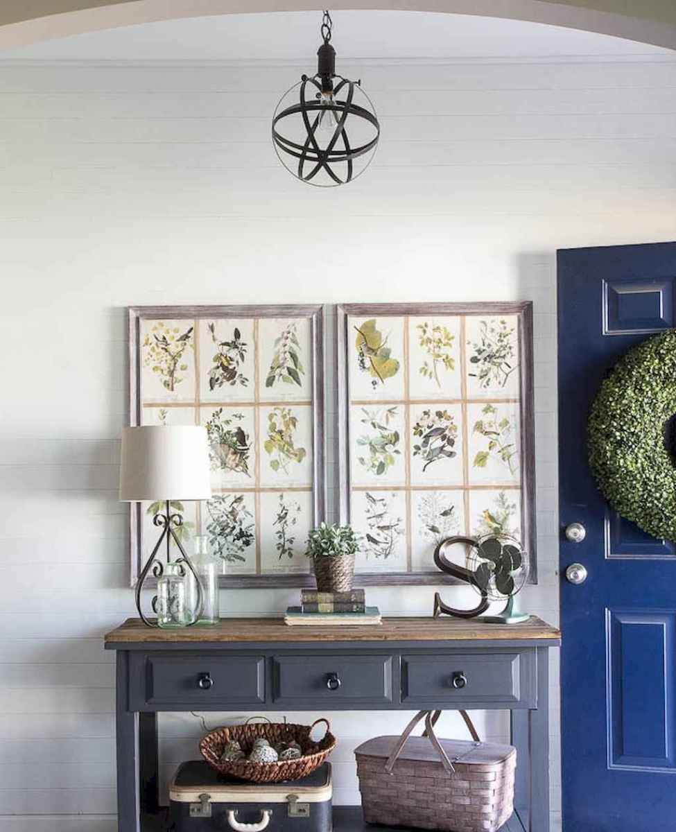 44 Inspiring Farmhouse Entryway Decor Ideas