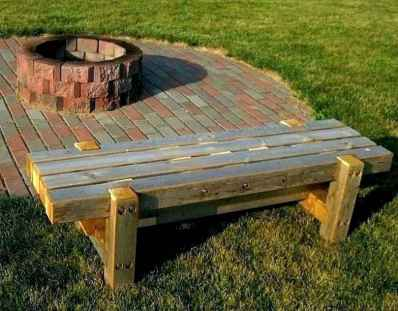 46 Easy Backyard Fire Pit with Cozy Seating Area Ideas