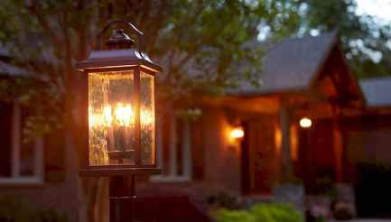 46 Easy and Creative DIY Outdoor Lighting Ideas
