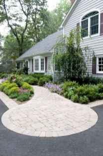 46 Stunning Front Yard Garden Pathways Landscaping Ideas