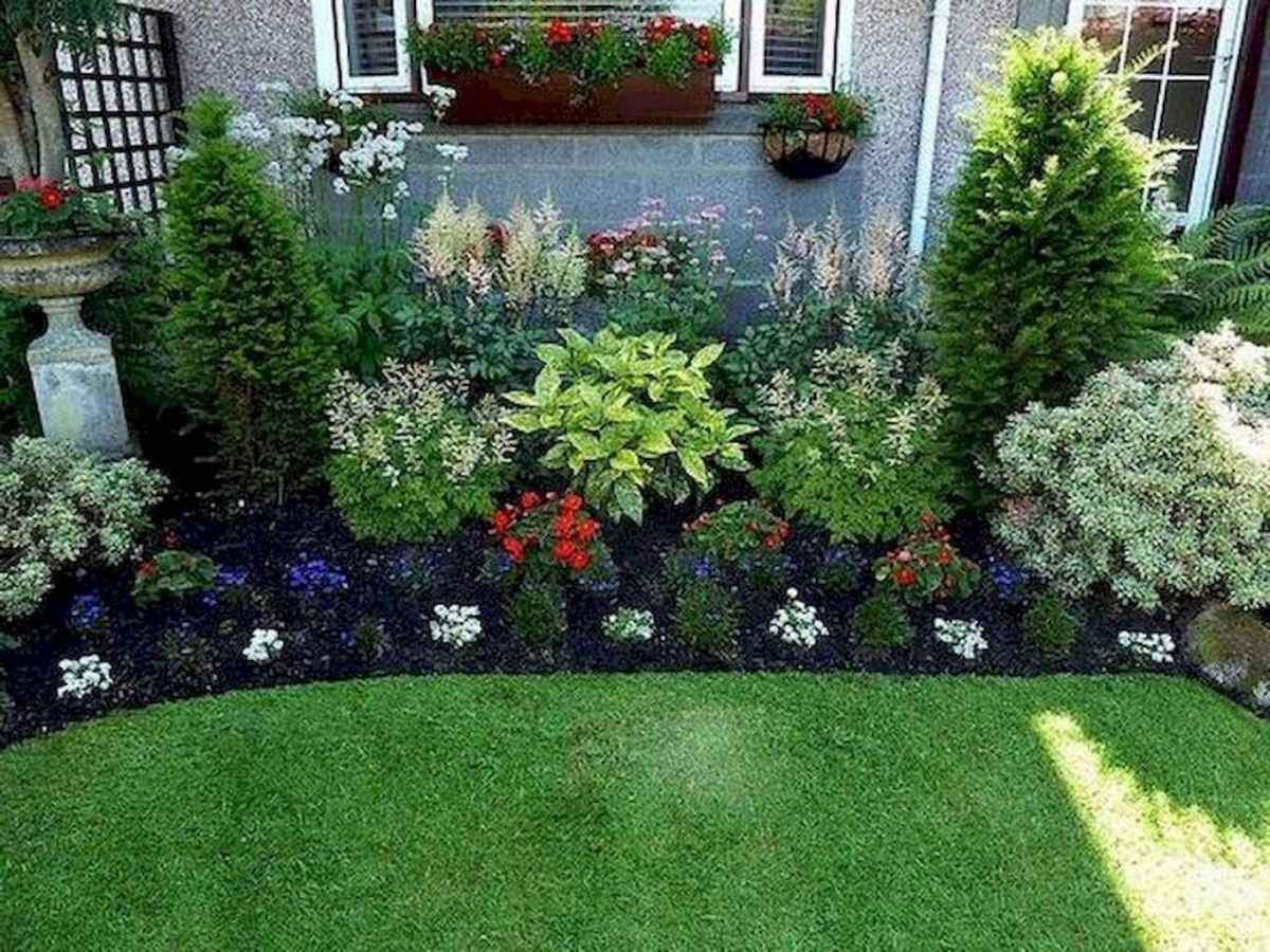 47 Low Maintenance Front Yard Landscaping Ideas
