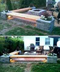 49 Easy Backyard Fire Pit with Cozy Seating Area Ideas