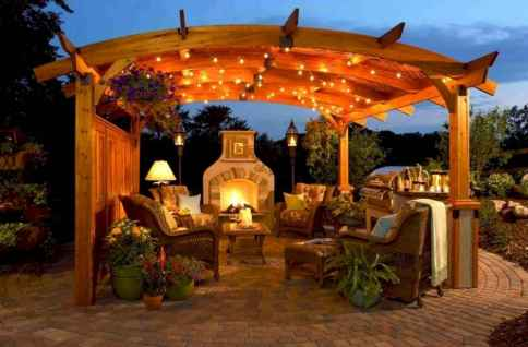 49 Easy and Creative DIY Outdoor Lighting Ideas