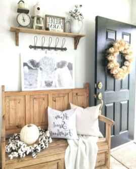 49 Inspiring Farmhouse Entryway Decor Ideas