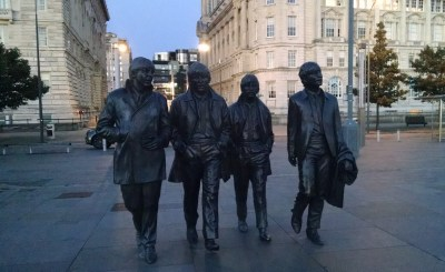 the beatles statue is among 5 unique attractions of Liverpool