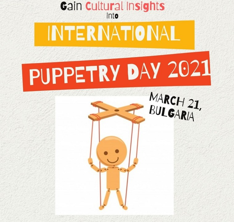 World Puppetry Day puppets Bulgaria