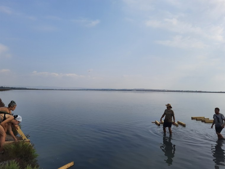 conservation camp atanasovsko lake 2021 12