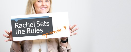 Episode 9 – Rachel Sets the Rules: 5 Things to Consider Before Choosing A Voice of the Customer Provider