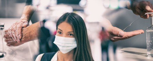 Two-thirds of consumers rank cleaning procedures, personal protective equipment (PPE) use and physical distancing requirements are top determinants of where they shop.