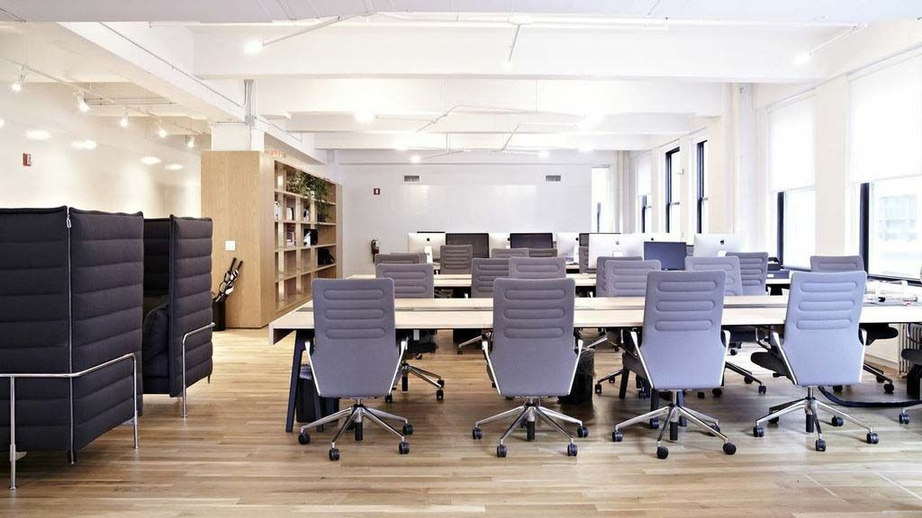 Furnitur kantor untuk startup