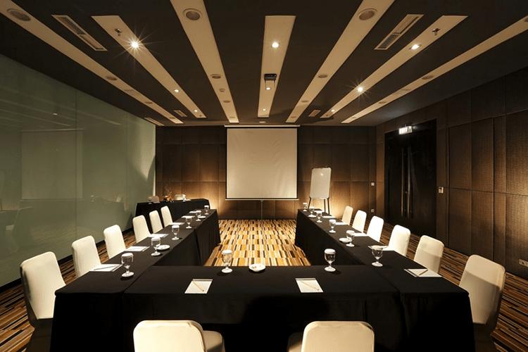 Ruang meeting amphitheater ala Google