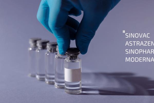 macam - macam vaksin covid