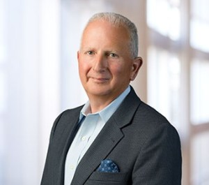 Howard Elias, president of Dell EMC services and IT