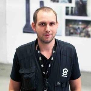 Fabrice Fossaert, data centre manager, OVH Beauharnois