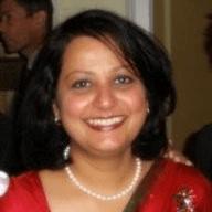 Keynote speaker Maria Savitha headshot