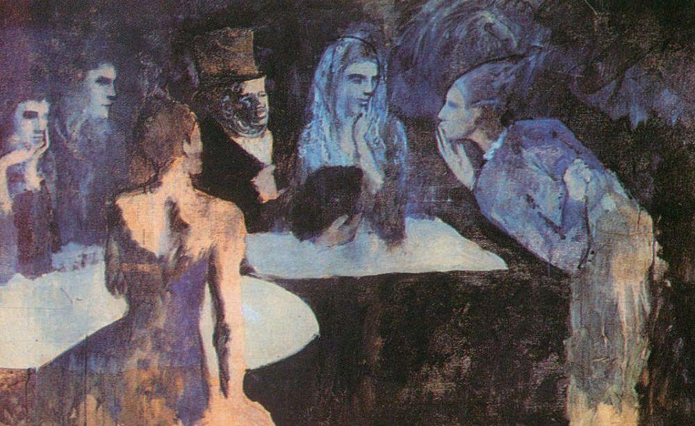 Pablo Picasso, Les noces de Pierrette, insight, art, coaching, bon goût