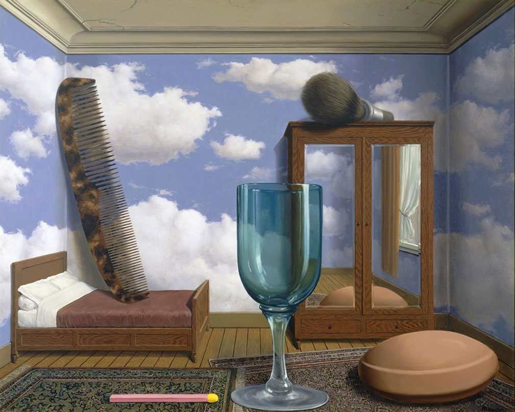 magritte, coaching, existence
