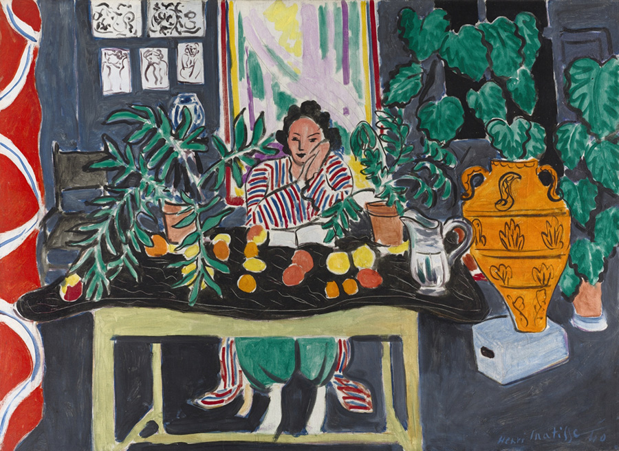 Henri Matisse, etrusque, insight, coaching, art, autodidacte