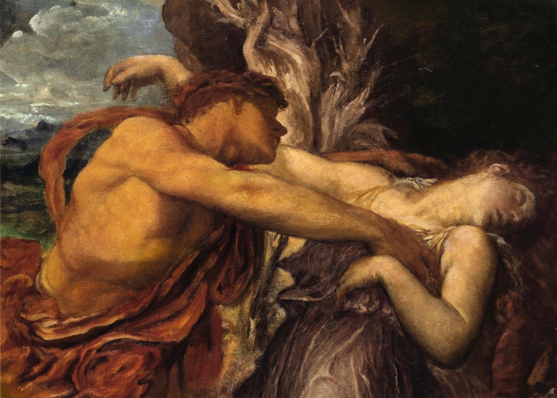 Orpheus and Eurydice, Watts, failure, insight, coaching