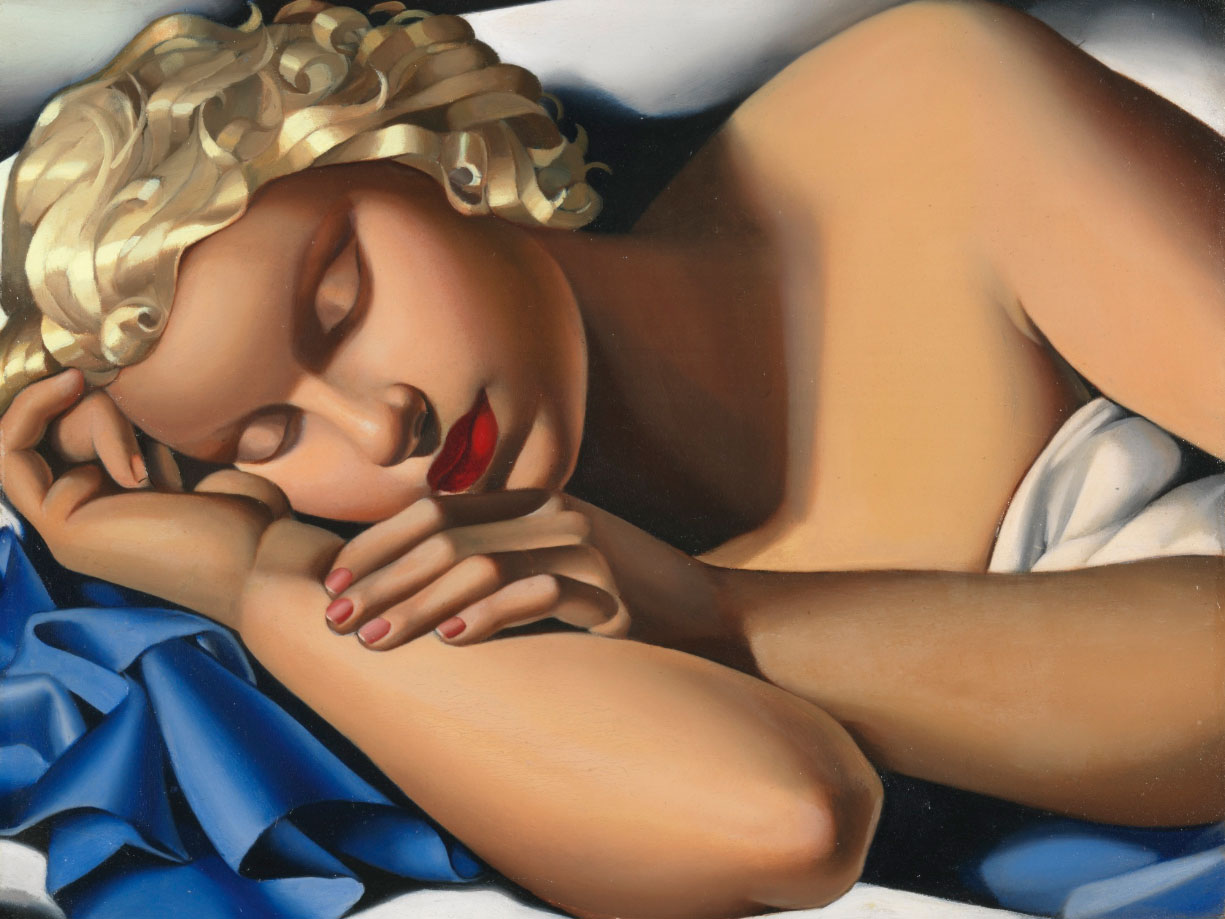 insight, coaching, happiness, tamara de lempicka